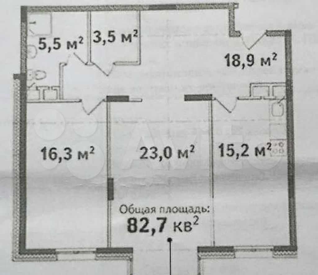 Продажа двухкомнатной квартиры деревня Болтино, цена 12200000 рублей, 2021 год объявление №647512 на megabaz.ru