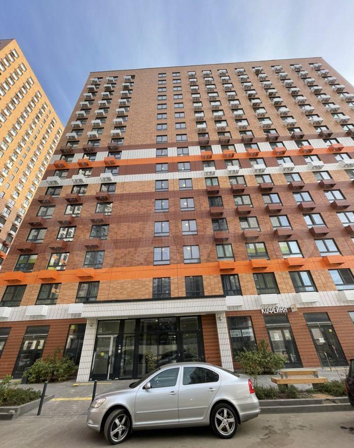 Продажа однокомнатной квартиры Москва, метро Братиславская, цена 10500000 рублей, 2021 год объявление №707161 на megabaz.ru