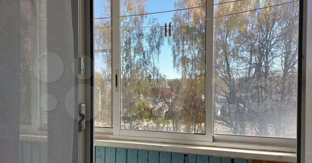 Продажа однокомнатной квартиры деревня Клементьево, Юбилейная улица 10, цена 2000000 рублей, 2021 год объявление №707975 на megabaz.ru
