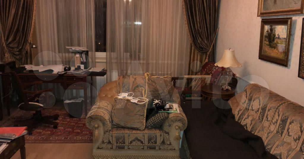 Продажа двухкомнатной квартиры Краснознаменск, улица Победы 28, цена 13500000 рублей, 2021 год объявление №689677 на megabaz.ru