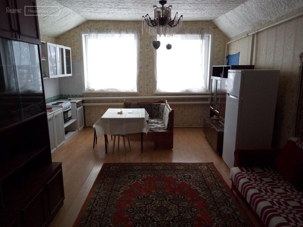 Аренда однокомнатной квартиры Клин, Комсомольская улица 7, цена 25000 рублей, 2021 год объявление №1483269 на megabaz.ru