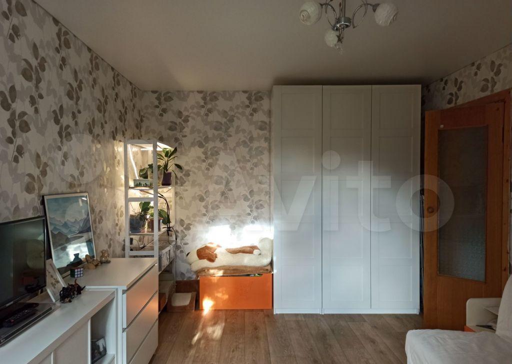 Продажа однокомнатной квартиры Дубна, проспект Боголюбова 30, цена 4150000 рублей, 2021 год объявление №707692 на megabaz.ru