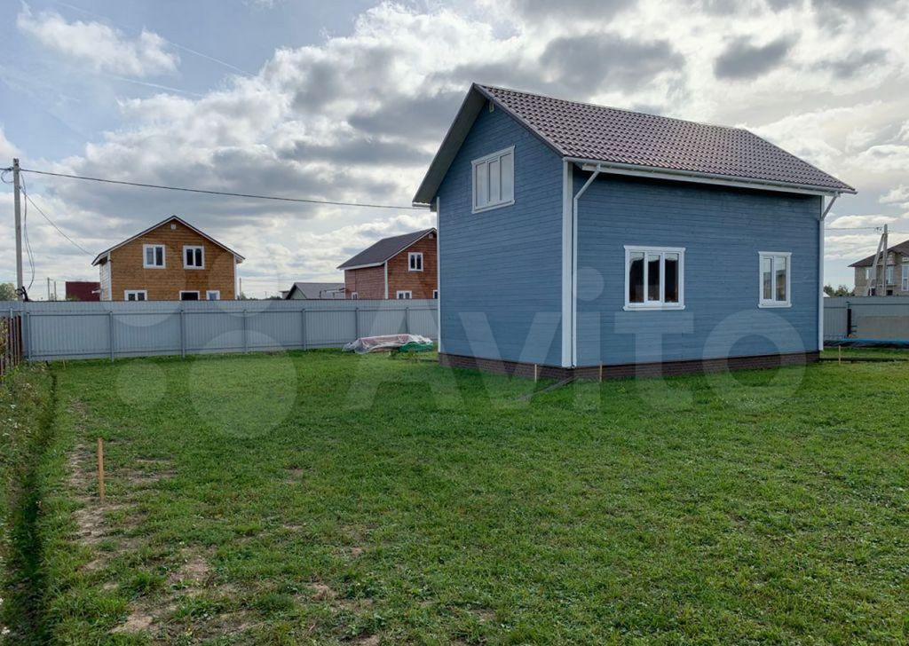 Продажа дома деревня Поповка, Млечная улица, цена 5250000 рублей, 2021 год объявление №707894 на megabaz.ru