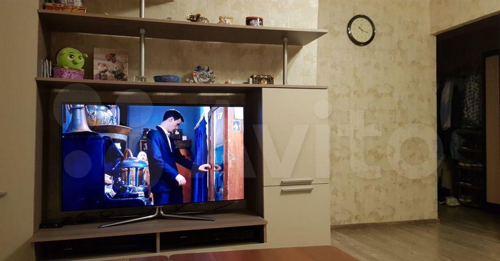 Продажа однокомнатной квартиры Москва, метро Перово, Братская улица 8/16, цена 8600000 рублей, 2021 год объявление №707717 на megabaz.ru