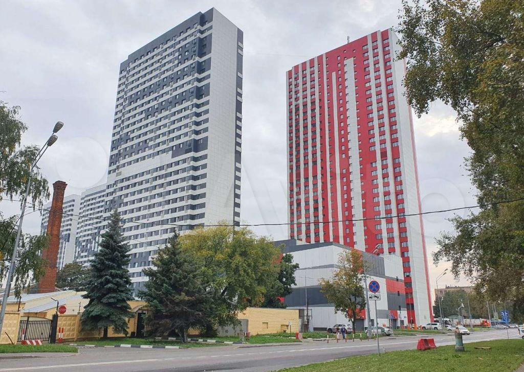 Продажа однокомнатной квартиры Москва, метро Шоссе Энтузиастов, проспект Будённого 51к4, цена 13500000 рублей, 2021 год объявление №691653 на megabaz.ru