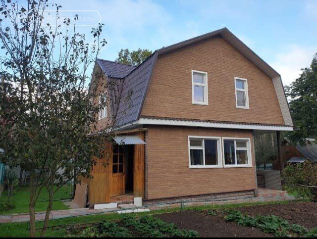 Продажа дома село Семеновское, цена 6500000 рублей, 2021 год объявление №708519 на megabaz.ru