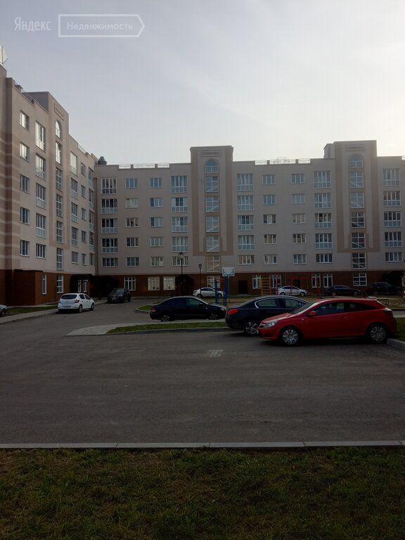 Продажа однокомнатной квартиры Сергиев Посад, Фестивальная улица 23с2, цена 4370000 рублей, 2021 год объявление №709332 на megabaz.ru