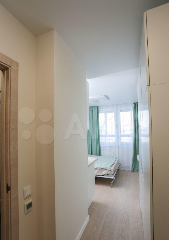 Продажа студии рабочий поселок Новоивановское, бульвар Эйнштейна 1, цена 6300000 рублей, 2021 год объявление №709161 на megabaz.ru
