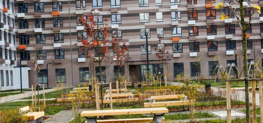 Продажа трёхкомнатной квартиры Одинцово, Каштановая улица 2, цена 7930000 рублей, 2021 год объявление №709276 на megabaz.ru