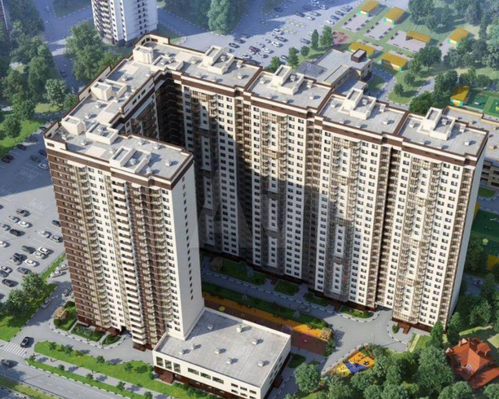 Продажа однокомнатной квартиры Одинцово, цена 3998750 рублей, 2021 год объявление №709317 на megabaz.ru