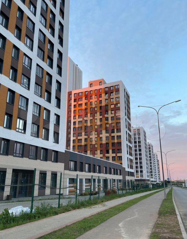 Продажа двухкомнатной квартиры рабочий поселок Новоивановское, бульвар Эйнштейна 4, цена 8601900 рублей, 2021 год объявление №709412 на megabaz.ru