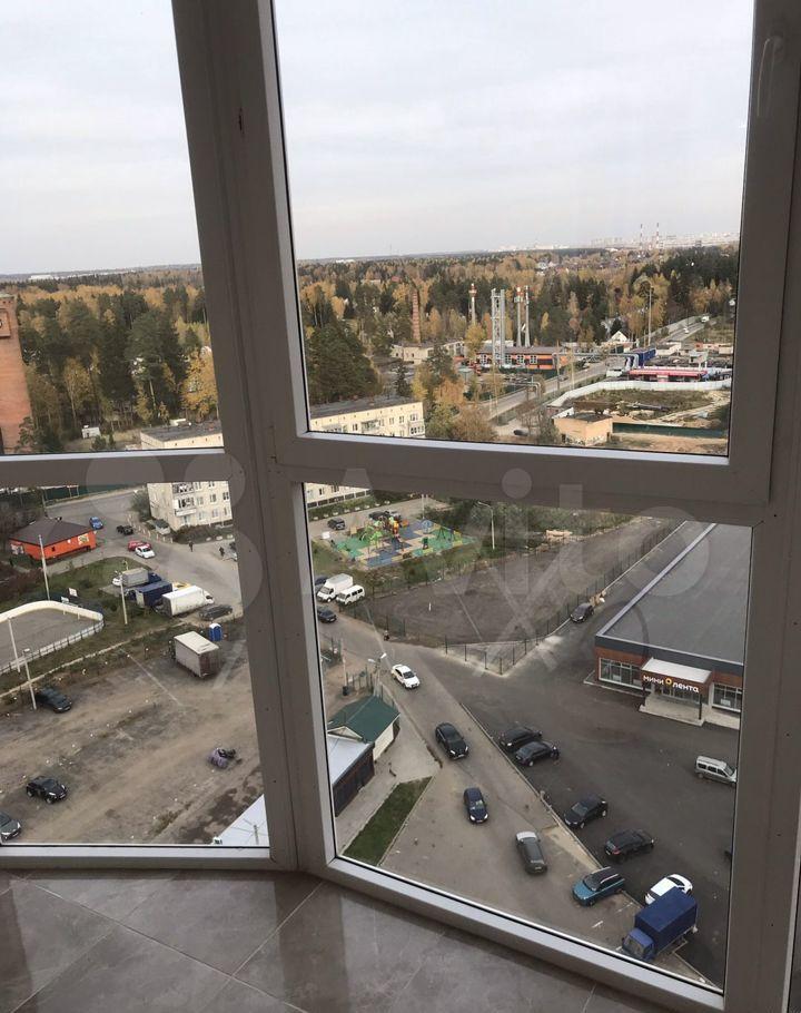 Аренда однокомнатной квартиры деревня Голубое, Тверецкий проезд 16к1, цена 28000 рублей, 2021 год объявление №1485127 на megabaz.ru