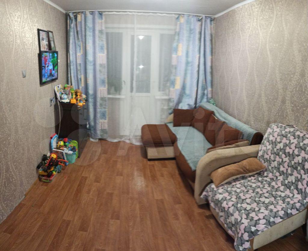 Продажа однокомнатной квартиры Электросталь, улица Тевосяна 24Б, цена 2800000 рублей, 2021 год объявление №709182 на megabaz.ru