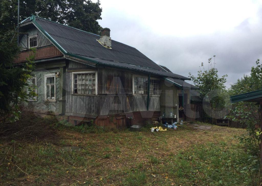 Продажа дома деревня Григорово, цена 1500000 рублей, 2021 год объявление №646850 на megabaz.ru