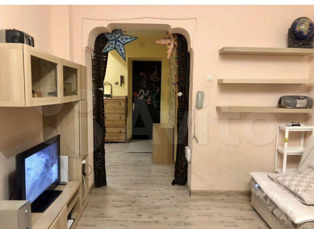 Продажа двухкомнатной квартиры Москва, метро Киевская, Кутузовский проспект 4/2, цена 19500000 рублей, 2021 год объявление №710301 на megabaz.ru