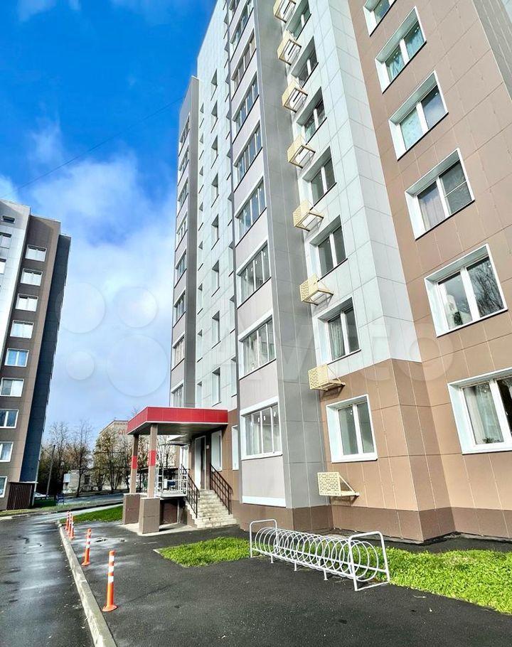 Продажа студии Хотьково, Загорская улица 1Ак2, цена 2725000 рублей, 2021 год объявление №710208 на megabaz.ru
