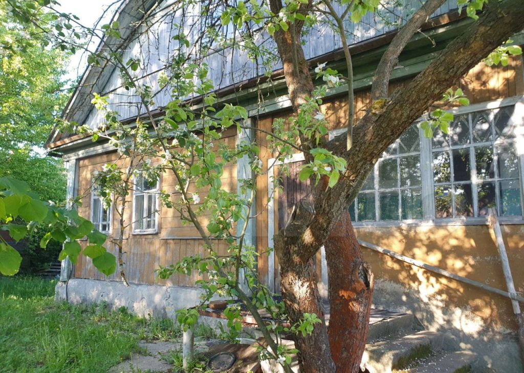 Продажа дома рабочий посёлок Малино, Речная улица 16, цена 2200000 рублей, 2021 год объявление №625691 на megabaz.ru