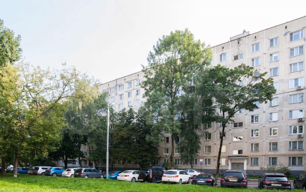 Продажа однокомнатной квартиры Москва, метро Коломенская, Кленовый бульвар 22, цена 9500000 рублей, 2021 год объявление №711149 на megabaz.ru