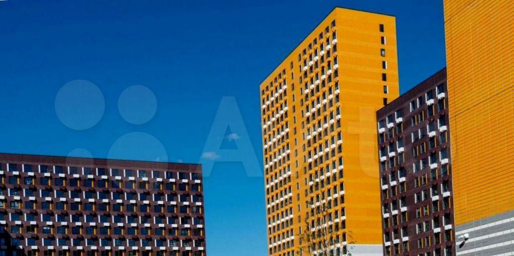 Продажа студии Балашиха, Реутовская улица 5, цена 3470000 рублей, 2021 год объявление №710209 на megabaz.ru