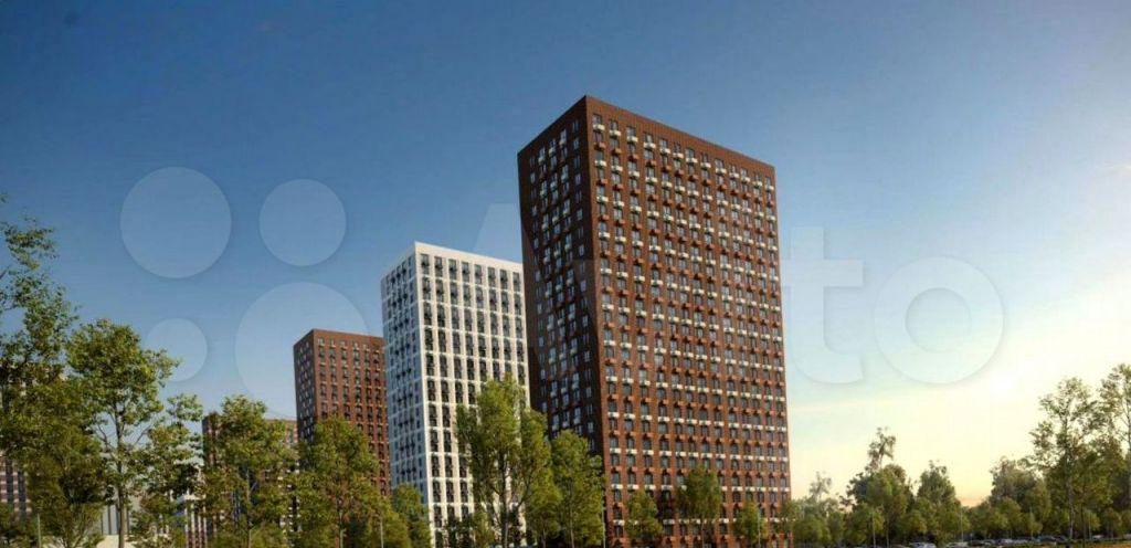 Продажа двухкомнатной квартиры Котельники, цена 8030000 рублей, 2021 год объявление №710213 на megabaz.ru