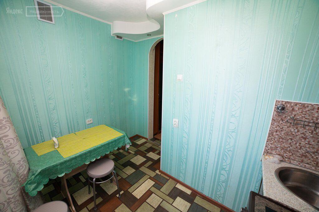 Продажа двухкомнатной квартиры Москва, улица Городок-17 20, цена 6500000 рублей, 2021 год объявление №710196 на megabaz.ru