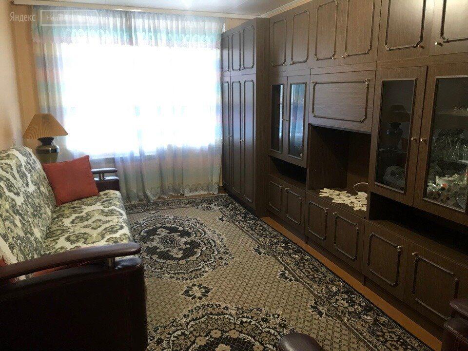 Продажа двухкомнатной квартиры Воскресенск, улица Лермонтова 4/2, цена 4100000 рублей, 2021 год объявление №710136 на megabaz.ru