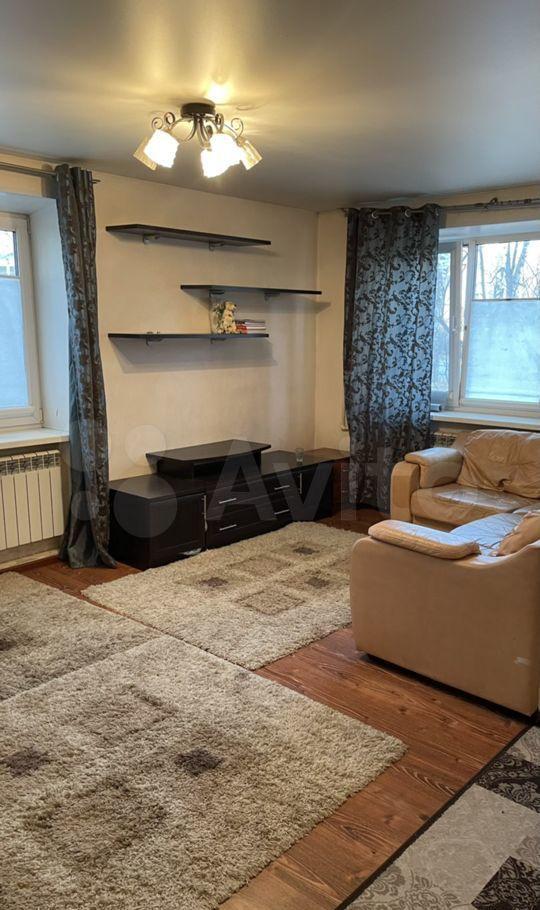 Аренда однокомнатной квартиры Долгопрудный, Железнодорожная улица 16, цена 27000 рублей, 2021 год объявление №1486813 на megabaz.ru