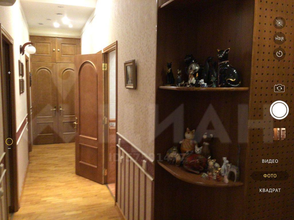 Продажа трёхкомнатной квартиры Москва, метро Сокол, 2-я Песчаная улица 6к5, цена 30000000 рублей, 2020 год объявление №500485 на megabaz.ru