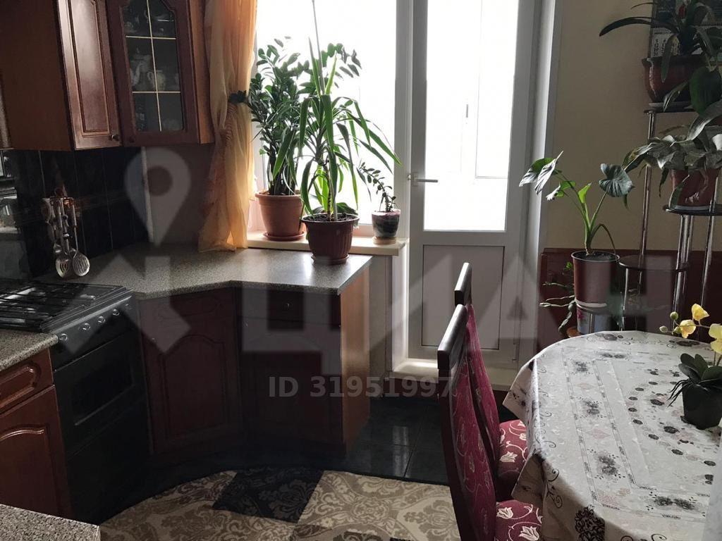 Продажа трёхкомнатной квартиры поселок Фруктовая, Молодёжная улица 27, цена 2900000 рублей, 2020 год объявление №441849 на megabaz.ru