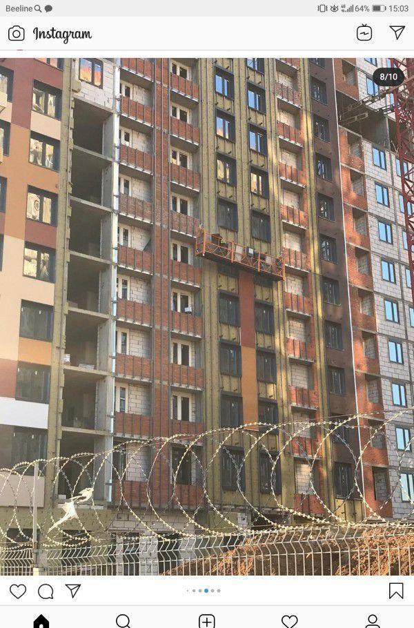 Продажа однокомнатной квартиры рабочий поселок Новоивановское, цена 5000000 рублей, 2021 год объявление №386710 на megabaz.ru