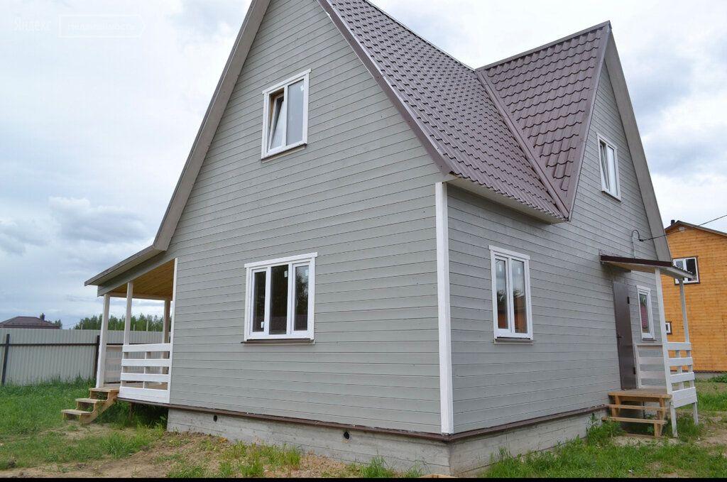 Продажа дома деревня Золотово, Советская улица 44, цена 4050000 рублей, 2021 год объявление №686000 на megabaz.ru