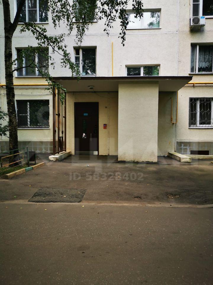 Продажа однокомнатной квартиры Москва, метро Перово, Полимерная улица 5, цена 7800000 рублей, 2020 год объявление №504977 на megabaz.ru