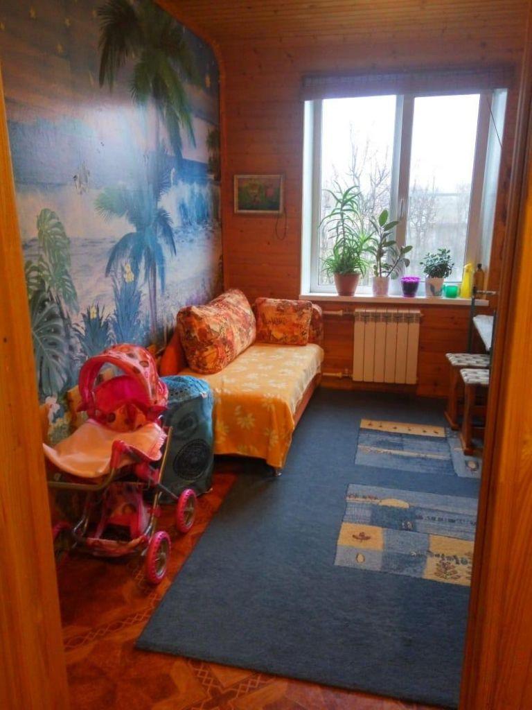 Продажа четырёхкомнатной квартиры село Растуново, улица Заря 6А, цена 4000000 рублей, 2020 год объявление №386988 на megabaz.ru