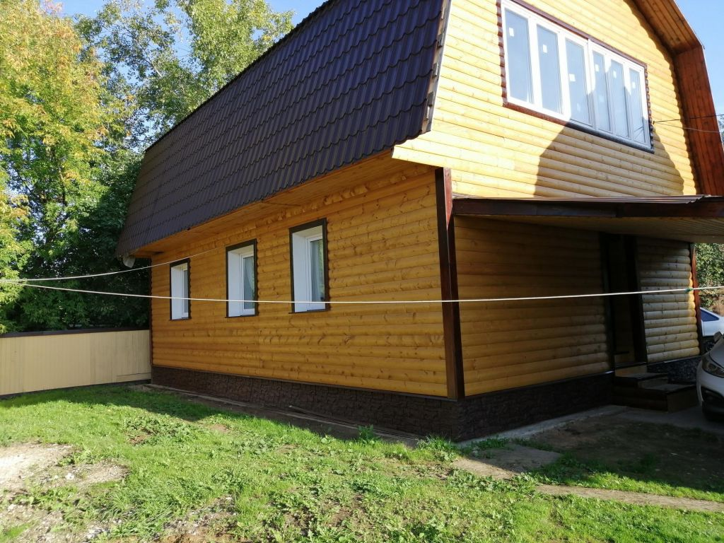 Продажа дома село Жаворонки, цена 5500000 рублей, 2020 год объявление №503352 на megabaz.ru