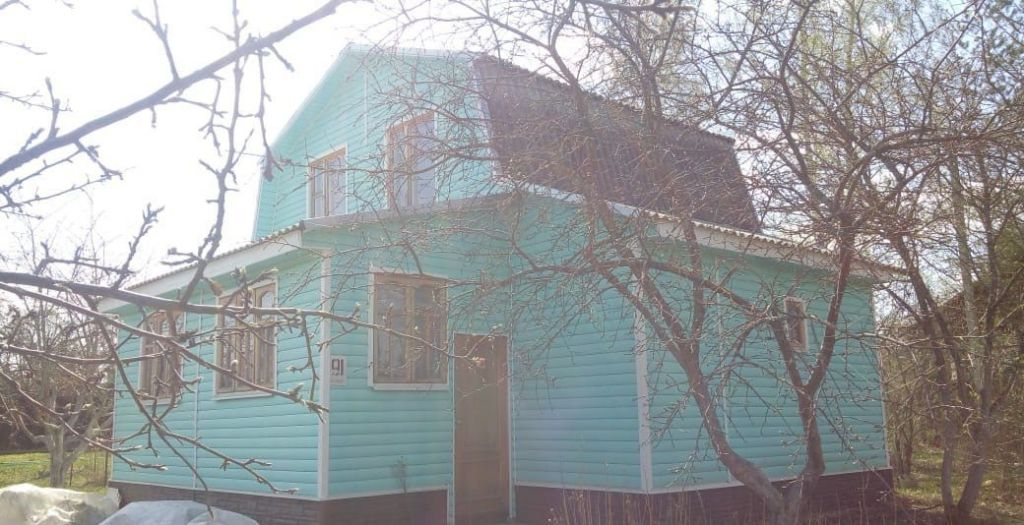 Продажа дома садовое товарищество Радуга, цена 1000000 рублей, 2021 год объявление №463150 на megabaz.ru