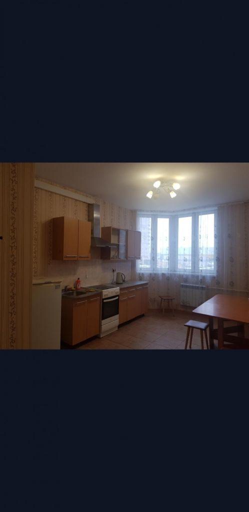 Аренда трёхкомнатной квартиры Балашиха, улица Дёмин Луг 2, цена 35000 рублей, 2020 год объявление №1118792 на megabaz.ru