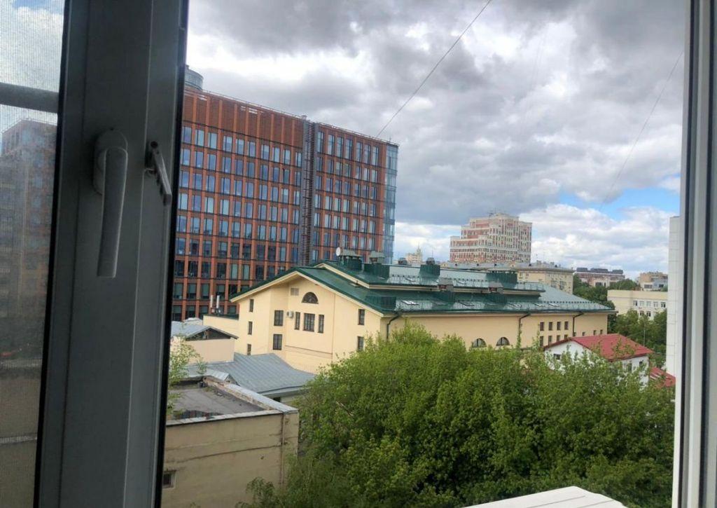Аренда двухкомнатной квартиры Москва, метро Добрынинская, Люсиновская улица 2с1, цена 65000 рублей, 2020 год объявление №1041876 на megabaz.ru
