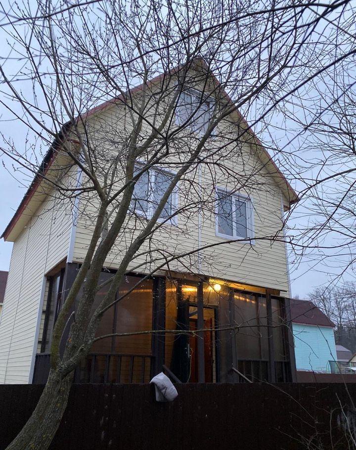 Продажа дома поселок Любучаны, Заводская улица, цена 3150000 рублей, 2020 год объявление №352195 на megabaz.ru