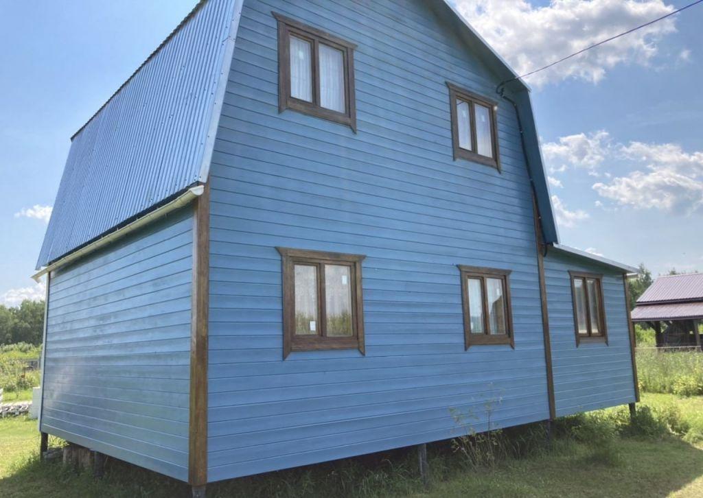 Продажа дома рабочий посёлок Малино, цена 1350000 рублей, 2020 год объявление №443422 на megabaz.ru