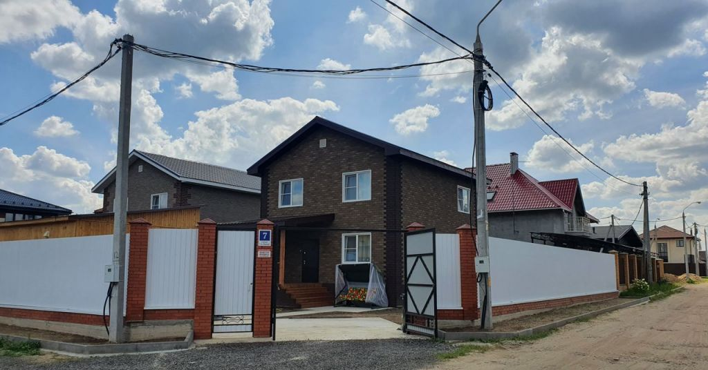 Продажа дома коттеджный посёлок Лосиный Парк-2, улица 5-я Линия 7, цена 7900000 рублей, 2020 год объявление №467985 на megabaz.ru