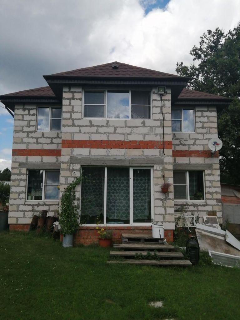 Продажа дома деревня Березняки, цена 9500000 рублей, 2020 год объявление №461160 на megabaz.ru