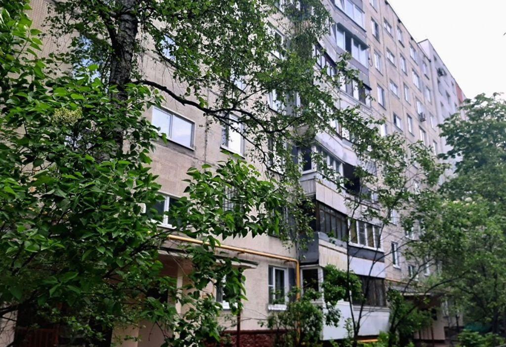 Продажа студии Москва, метро Выхино, Вешняковская улица 22к2, цена 2700000 рублей, 2020 год объявление №405960 на megabaz.ru