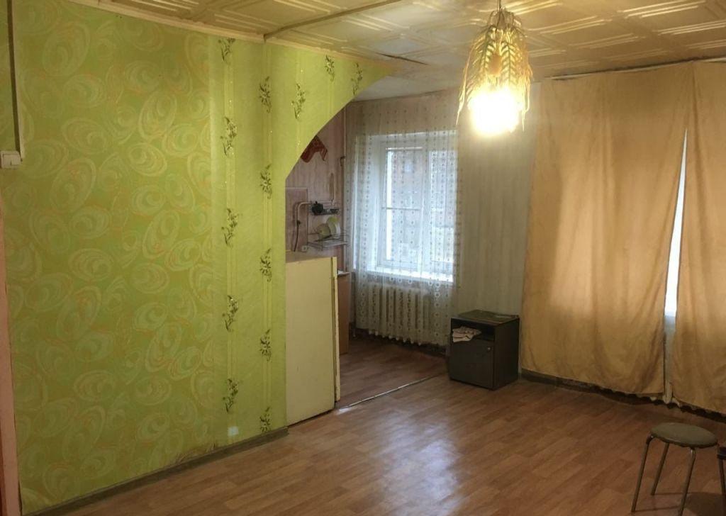 Продажа студии Кашира, Заводская улица 9, цена 1000000 рублей, 2020 год объявление №499845 на megabaz.ru