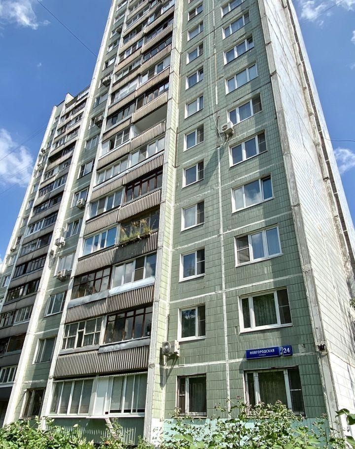 Продажа трёхкомнатной квартиры Москва, метро Алтуфьево, Новгородская улица 24, цена 11900000 рублей, 2020 год объявление №448426 на megabaz.ru