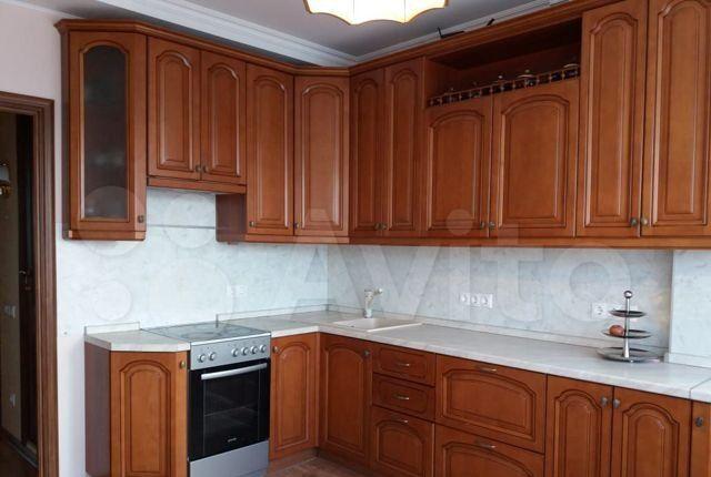 Аренда двухкомнатной квартиры деревня Брёхово, цена 30000 рублей, 2021 год объявление №1269010 на megabaz.ru