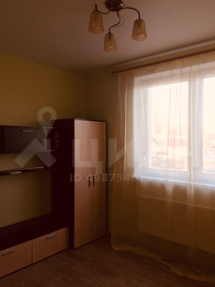 Аренда однокомнатной квартиры деревня Солманово, Елисейская улица, цена 23000 рублей, 2020 год объявление №1100918 на megabaz.ru