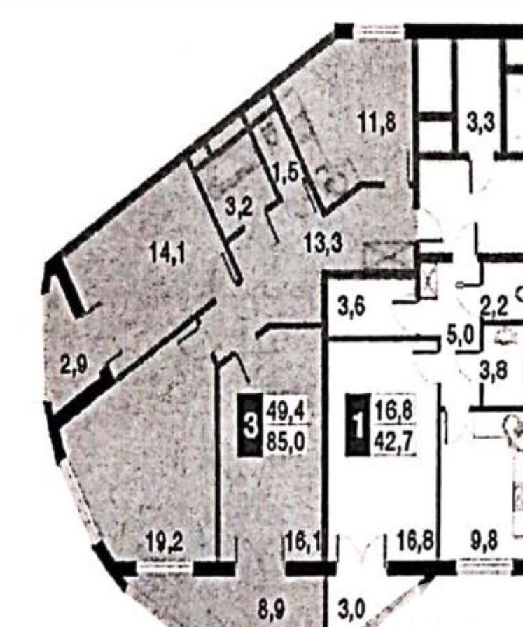 Продажа студии поселок Развилка, метро Красногвардейская, Римский проезд 1, цена 8490000 рублей, 2020 год объявление №390200 на megabaz.ru