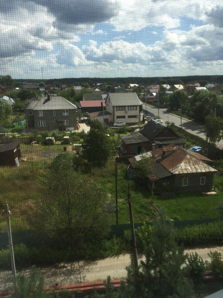 Продажа двухкомнатной квартиры рабочий посёлок Быково, Парковая улица 10, цена 4390000 рублей, 2020 год объявление №483823 на megabaz.ru