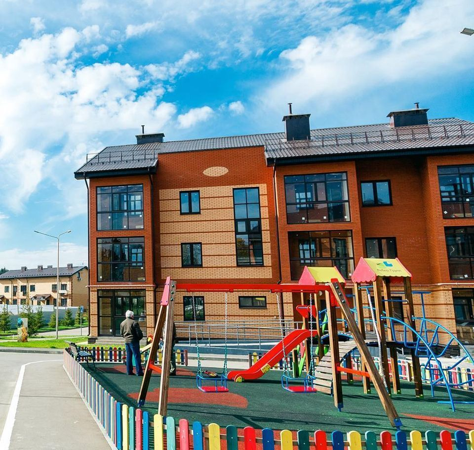 Продажа однокомнатной квартиры деревня Шолохово, улица Экодолье, цена 4500000 рублей, 2021 год объявление №503849 на megabaz.ru