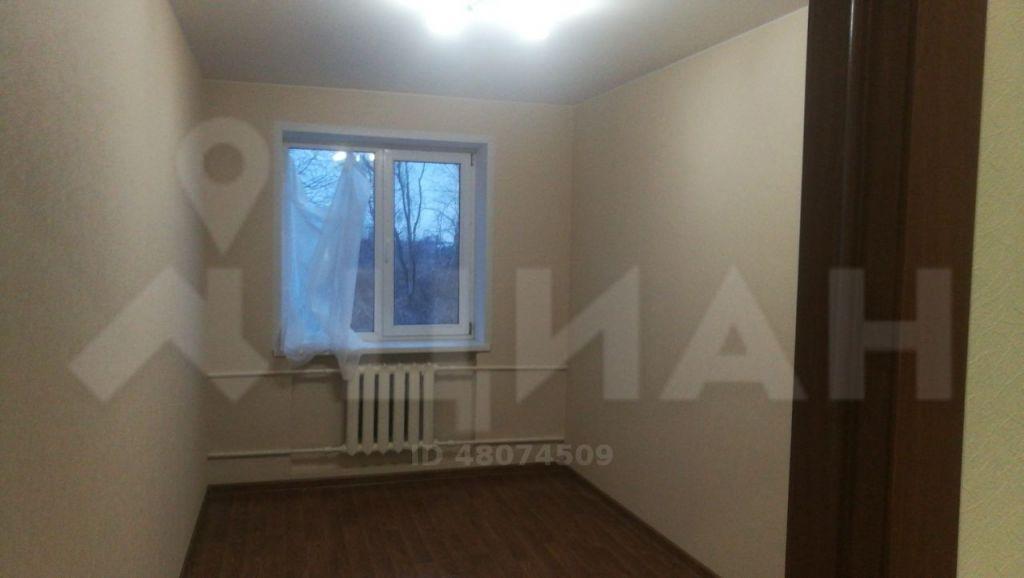 Продажа двухкомнатной квартиры деревня Губино, 1-я Ленинская улица 76, цена 1350000 рублей, 2021 год объявление №466540 на megabaz.ru